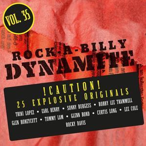 Rock-A-Billy Dynamite, Vol. 35