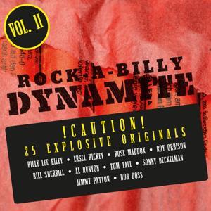 Rock-A-Billy Dynamite, Vol. 11