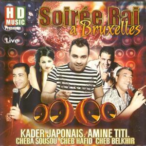 Soirée Raï à Bruxelles (Live)