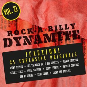Rock-A-Billy Dynamite, Vol. 21