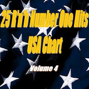 25 R'n'b Number One Hits : USA Chart, Vol. 4