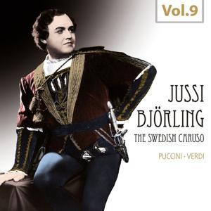 Jussi Björling - The Swedish Caruso, Vol.9