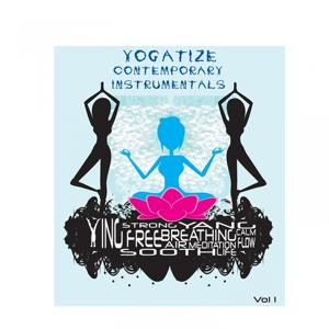 Yogatize - Instrumentals - Contemporary, Vol. 1