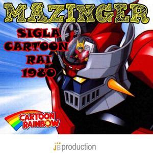 Mazinger (Sigla Cartoon RAI 1980)