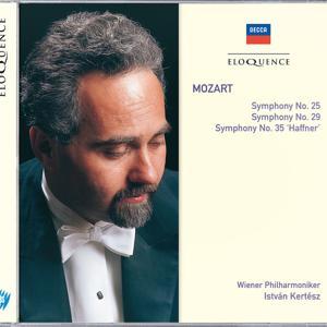 Mozart: Symphonies Nos.25, 29 & 35 -
