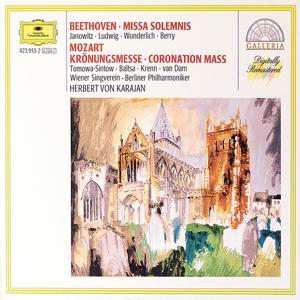 Beethoven: Missa Solemnis / Mozart: Coronation Mass
