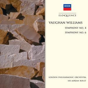 Vaughan Williams: Symphony No.4;  Symphony No.6