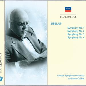 Sibelius: Symphonies Nos.1 - 4