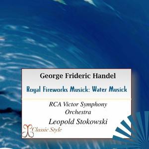 Handel: Royal Fireworks Music & Water Music Suite