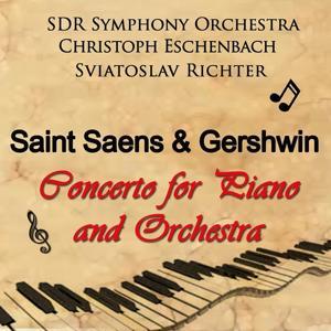 Saint-Saëns & Gershwin: Concerto for Piano