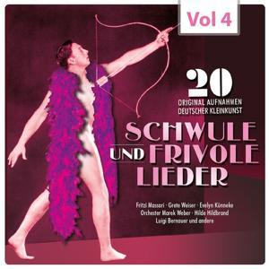 Schwule und frivole Lieder, Vol. 4