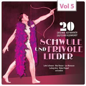 Schwule und frivole Lieder, Vol. 5