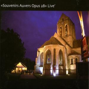 Souvenirs Auvers Opus 28 Live (Medley de l'Opus 28)