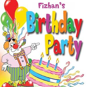 Fizhan's Birthday Party