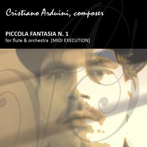 Piccola fantasia No. 1 (Per flauto e archi)