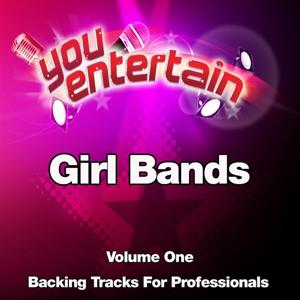 Girl Bands - Professional Backing Tracks, Vol.1