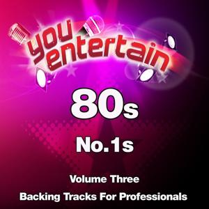 80's No.1s - Professional Backing Tracks, Vol. 3