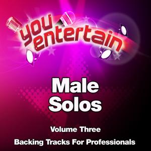 Male Solos - Professional Backing Tracks, Vol. 3