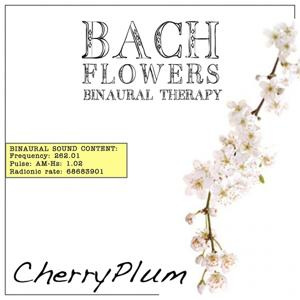 Cherry Plum EFT Dose Therapy (Binaural Real Frequency from Bach Flowers)