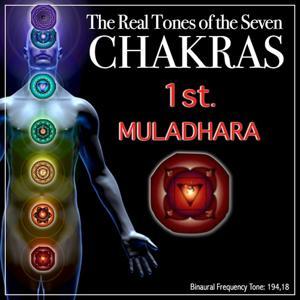 Chakra Healing - 1st Muladhara - Root Chakra (Real Binaural Chakra Frequency for Your Smart Healing)