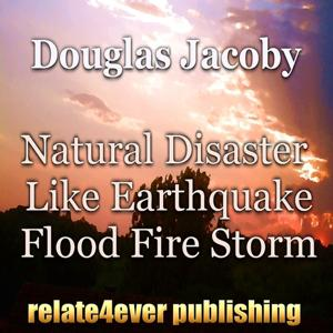 Natural Disaster Like Earthquake Flood Fire Storm (Original Study Lesson)