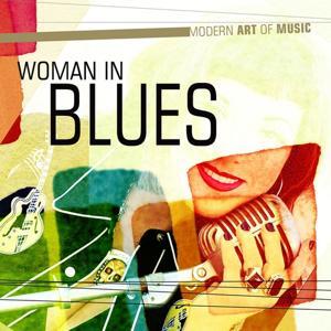 Modern Art of Music: Woman in Blues