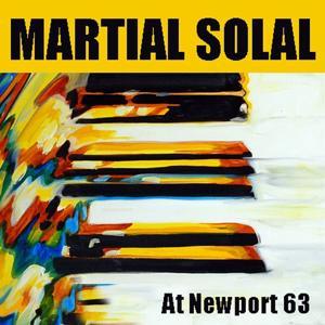 Martial Solal: At Newport 63