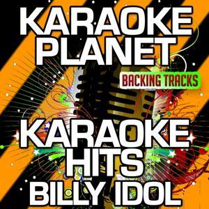 Karaoke Hits Billy Idol (Karaoke Version)
