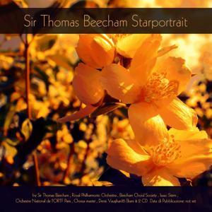 Sir Thomas Beecham Starportrait