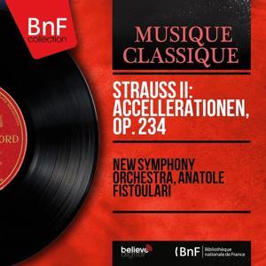 Strauss II: Accellerationen, Op. 234 (Mono Version)