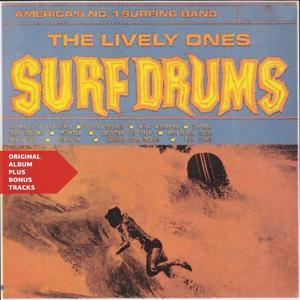Surf Drums (Original Album Plus Bonus Tracks)
