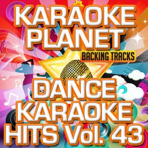 Dance Karaoke Hits, Vol. 43 (Karaoke Version)