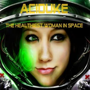 The Healthiest Woman in Space