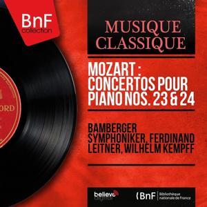 Mozart : Concertos pour piano Nos. 23 & 24 (Stereo Version)