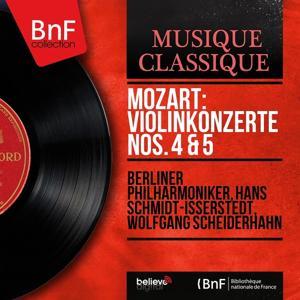 Mozart: Violinkonzerte Nos. 4 & 5 (Stereo version)