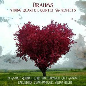 Brahms: String Quartet, Quintet & Sextet