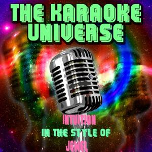 Intuition (Karaoke Version) [in the Style of Jewel]