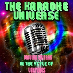 Driving Guitars (Karaoke Version) [in the Style of Ventures]