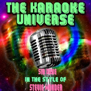 Sir Duke (Karaoke Version) [in the Style of Stevie Wonder]