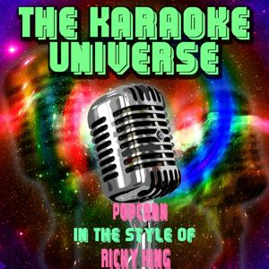 Popcorn (Karaoke Version) [in the Style of Ricky King]