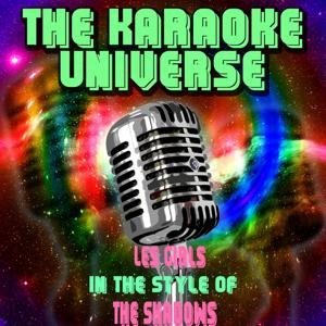 Les Girls (Karaoke Version) [in the Style of the Shadows]