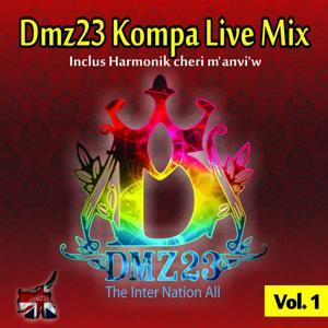 Dmz23 Kompa Live Mix, Vol. 1 (The inter nation all)