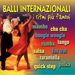 Balli internazionali (Ecosound musica di liscio)