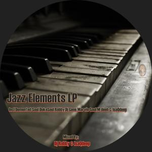 Dj Robby & IsaQdeep Presents...Jazz Elements LP