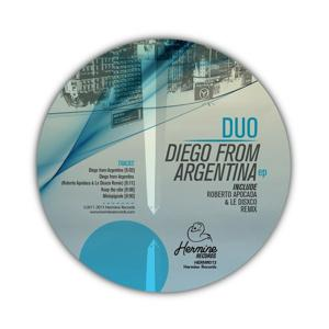 Diego From Argentina EP