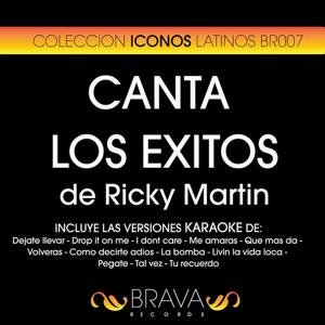 Canta los Exitos de Ricky Martin
