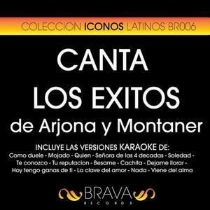 Canta los Exitos de Arjona y Montaner