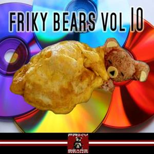 Friky Bears, Vol. 10