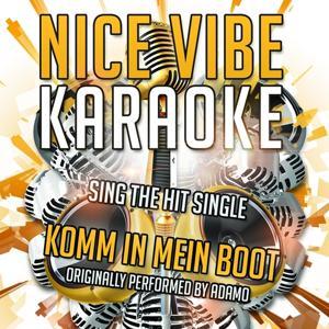 Komm in mein Boot (Originally Performed By Adamo) (Karaoek Version)