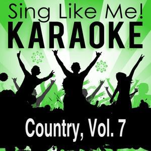 Country, Vol. 7 (Karaoke Version)